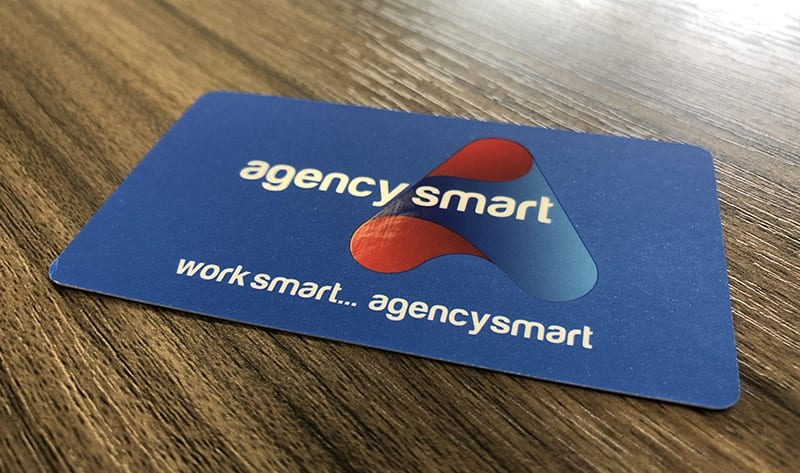 Agency-Smart-Card-front-red