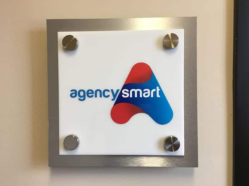 Agency Smart Sign-800