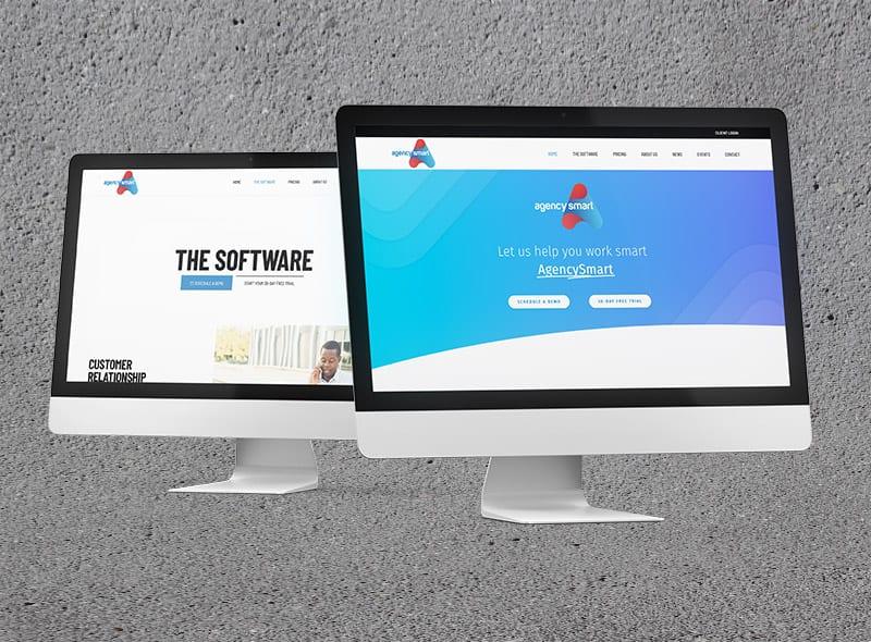 Agency Smart Website