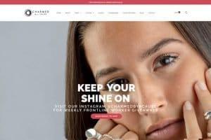 eCommerce Jewelry Website