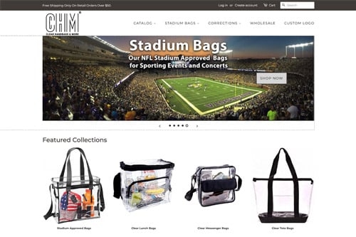 Clear HAndbags featuredpsd