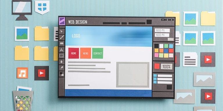 papercraft desktop