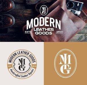 Modern Leather goods